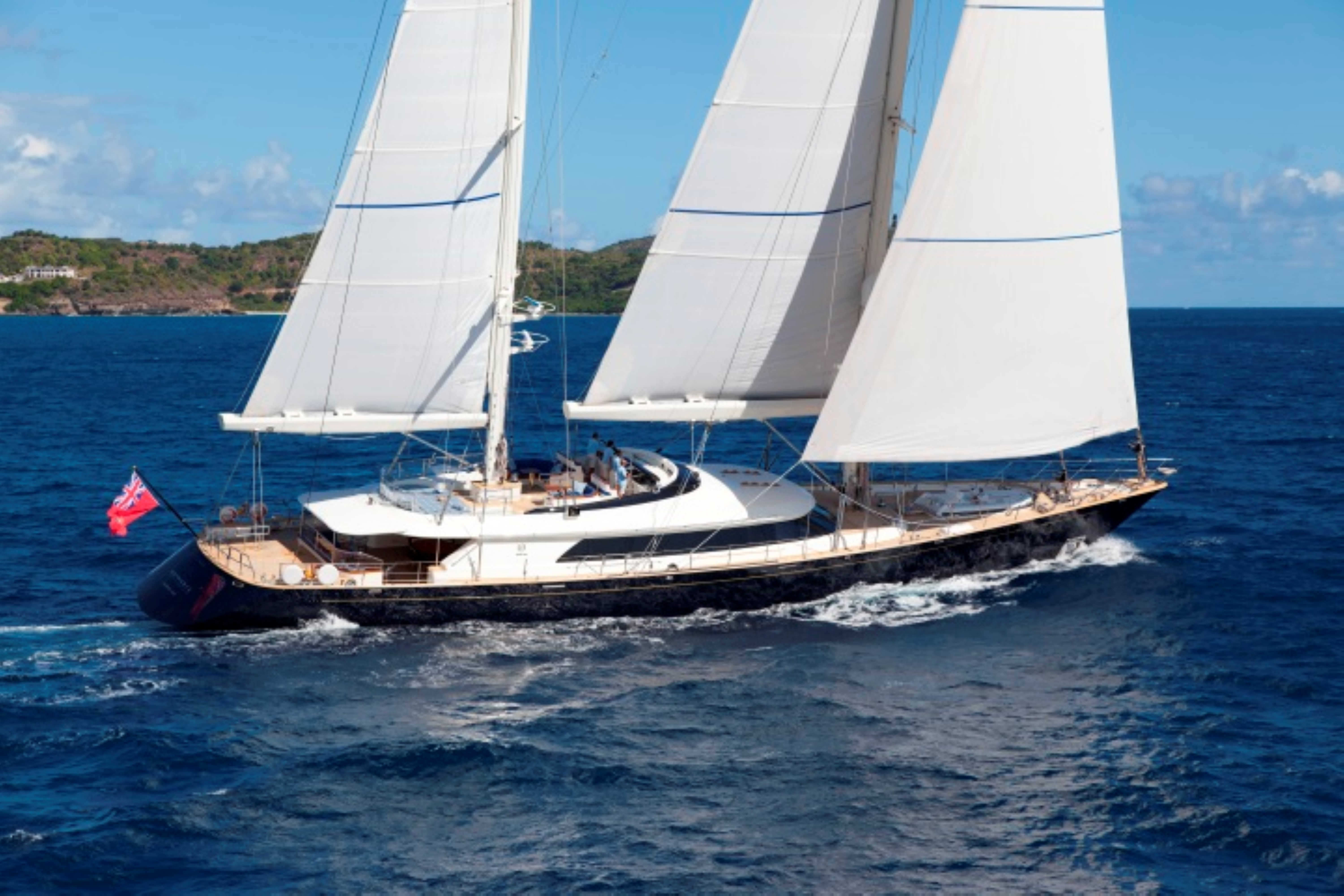 The 43m Yacht VICTORIA