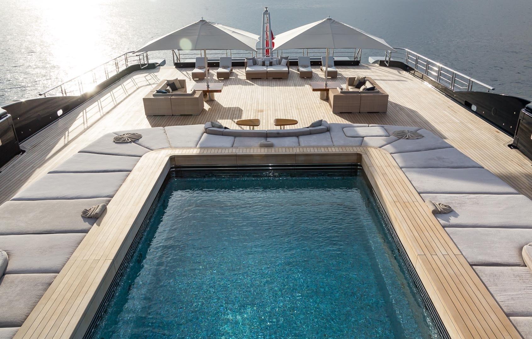 The 115m Yacht LUNA