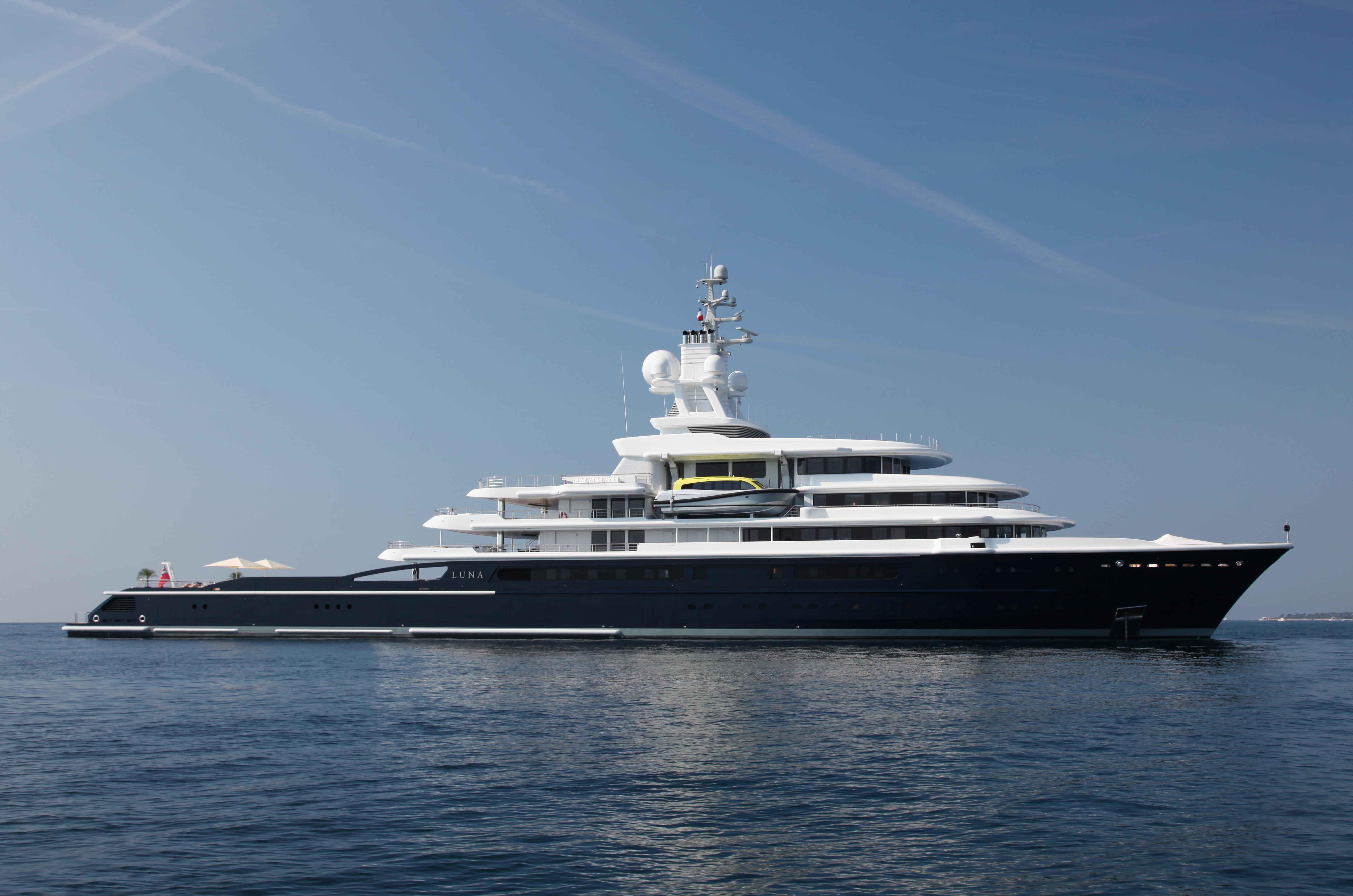 Luna Yacht Charter Details Lloyd Werft And Stahlbau