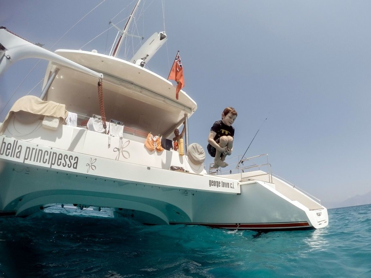The 18m Yacht BELLA PRINCIPESSA