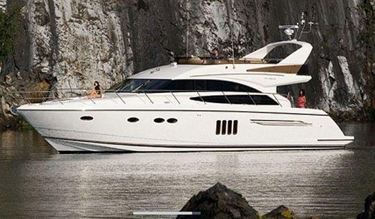 The 19m Yacht DREAM PRINCESS
