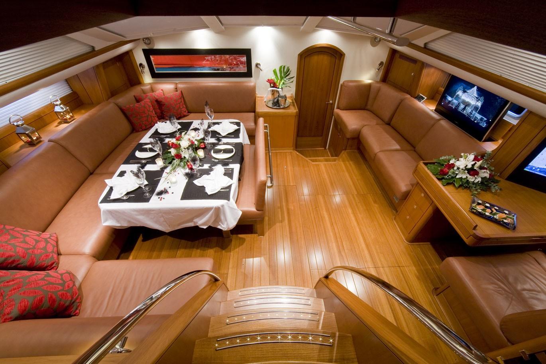 The 21m Yacht SOLITAIRE OF BOSHAM