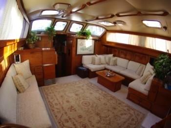 The 22m Yacht SANDCASTLE