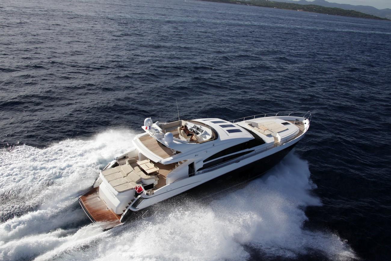 The 23m Yacht BAGGIO