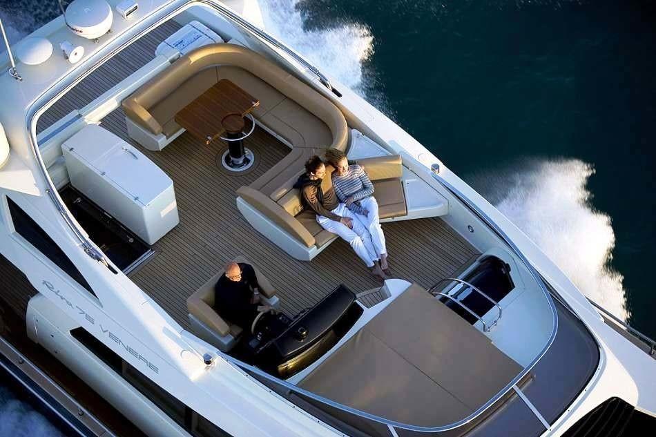 The 23m Yacht MAVI