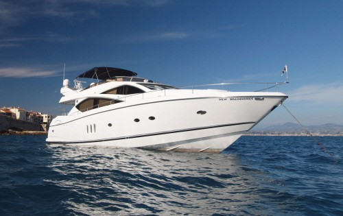 The 23m Yacht NEW BEGINNINGS OF LONDON