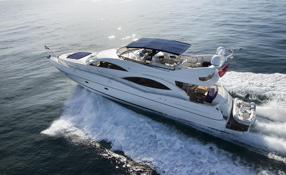 The 23m Yacht VOGUE OF MONACO