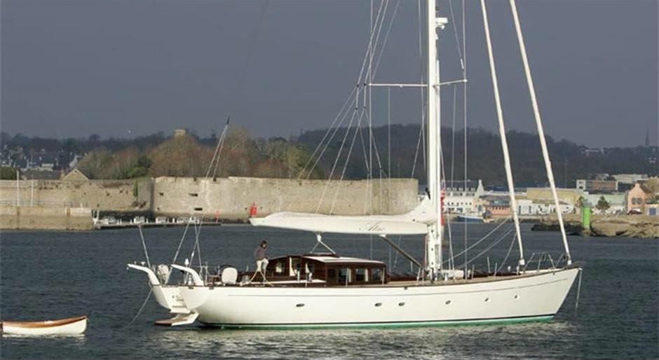 The 24m Yacht ATAO