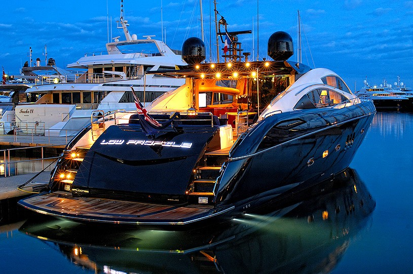 The 24m Yacht LOW PROFILE