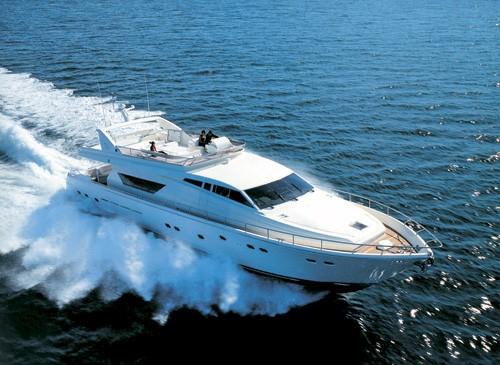 The 24m Yacht SAHARA