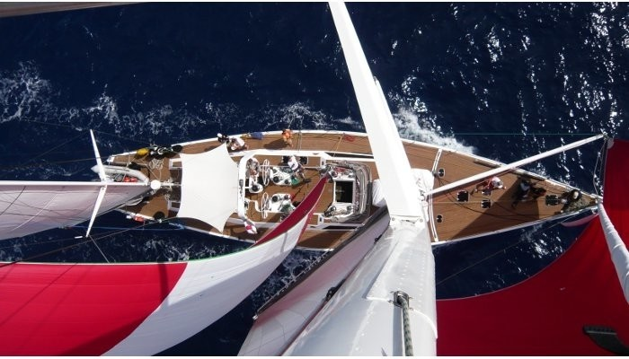 The 25m Yacht FORTUNA