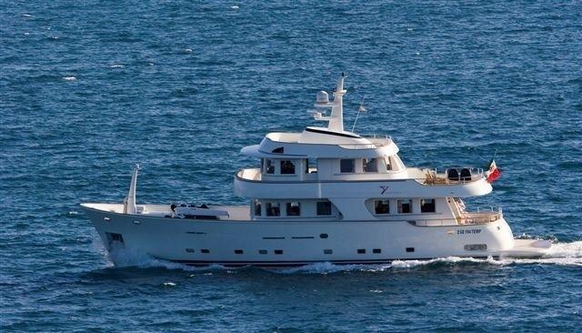 The 25m Yacht POPOTINE