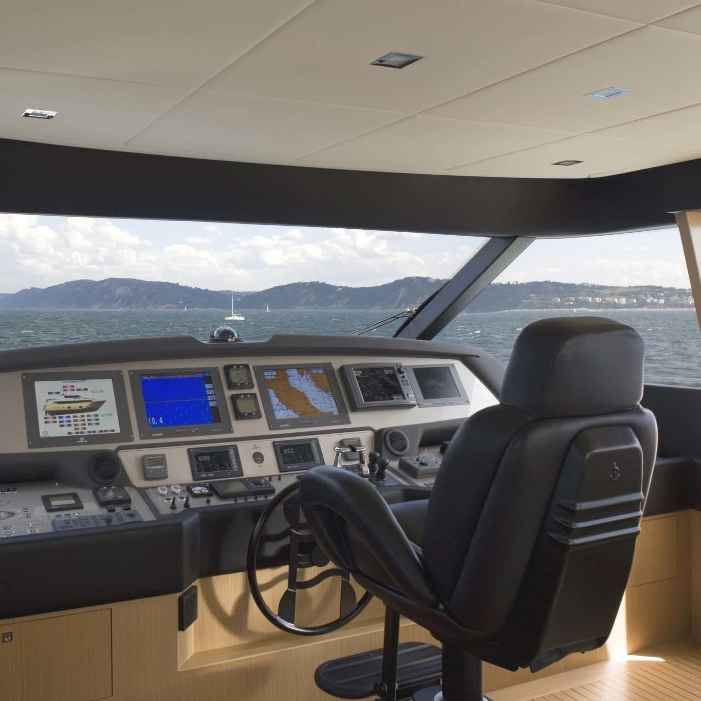The 26m Yacht LA PAUSA