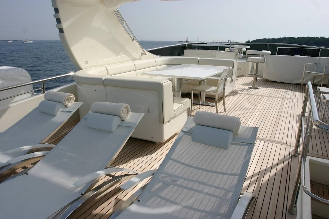 The 26m Yacht LARMERA