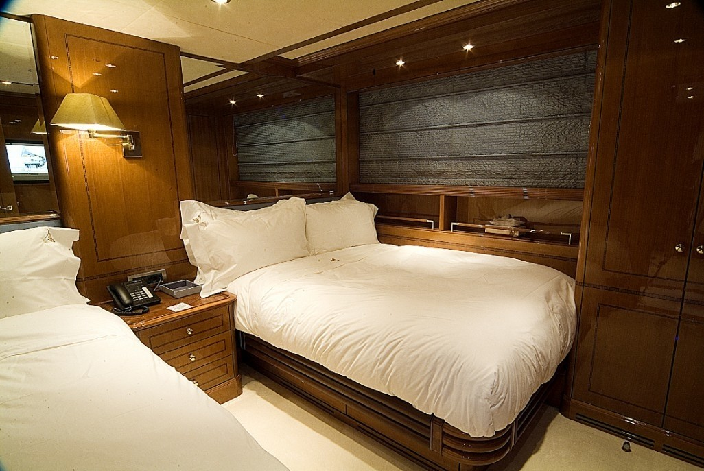 The 27m Yacht FARFALLINA