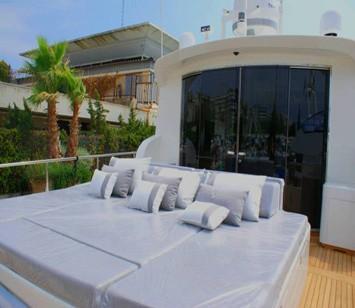 The 27m Yacht SADELAN II