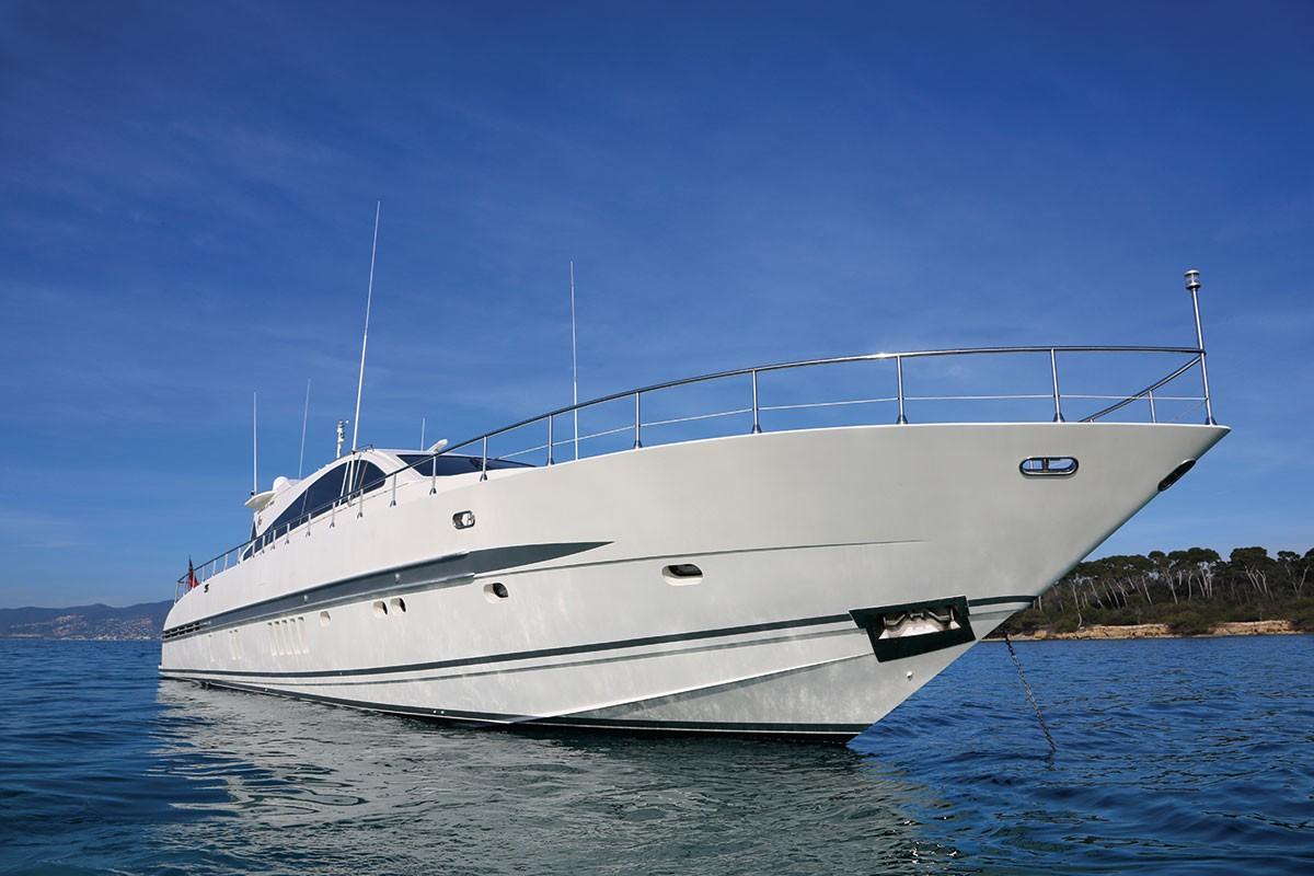 The 27m Yacht SERENITY ATLANTIC