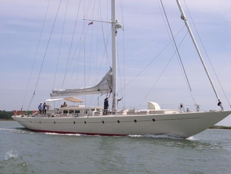 The 27m Yacht VINTAGE