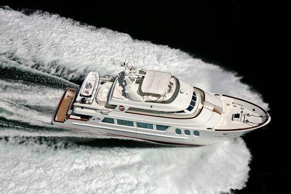 The 29m Yacht BERADA