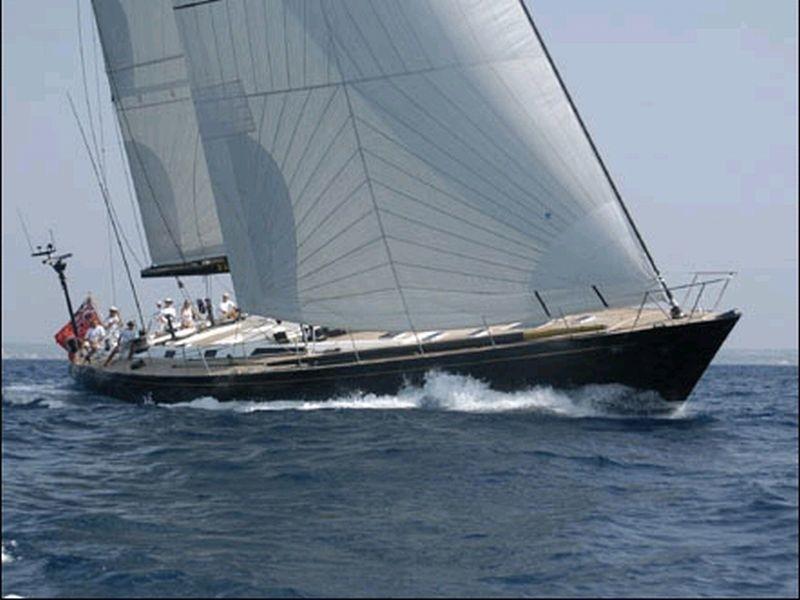 The 29m Yacht BRISTOLIAN