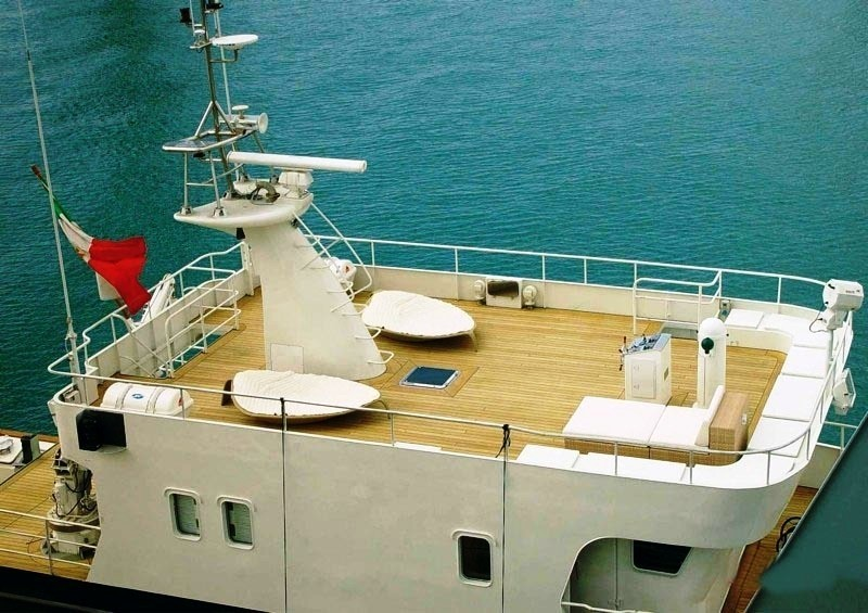 The 30m Yacht NAVE BARBARA
