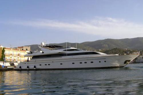The 30m Yacht OBSESSION III