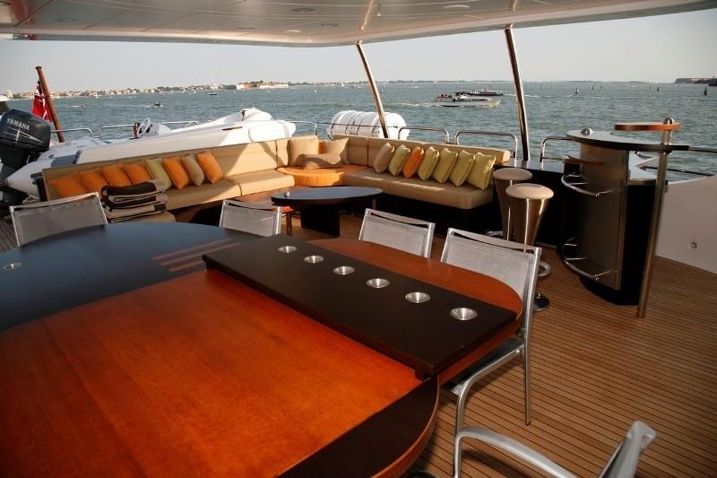 The 30m Yacht QUID PRO QUO