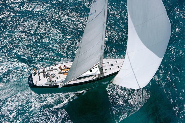 The 30m Yacht VIRAGO