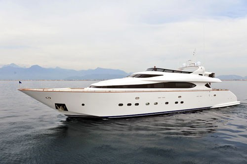 The 32m Yacht MARNAYA