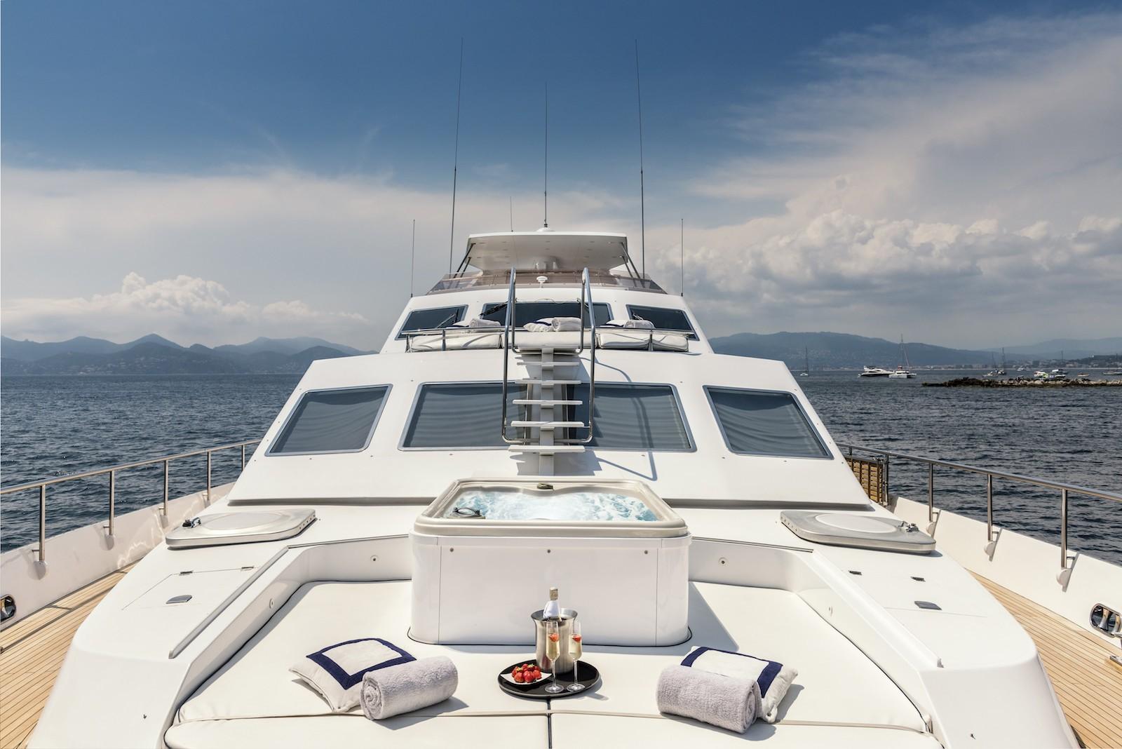 Life Aboard Yacht ANTISAN