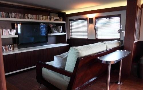 The 33m Yacht LA FENICE