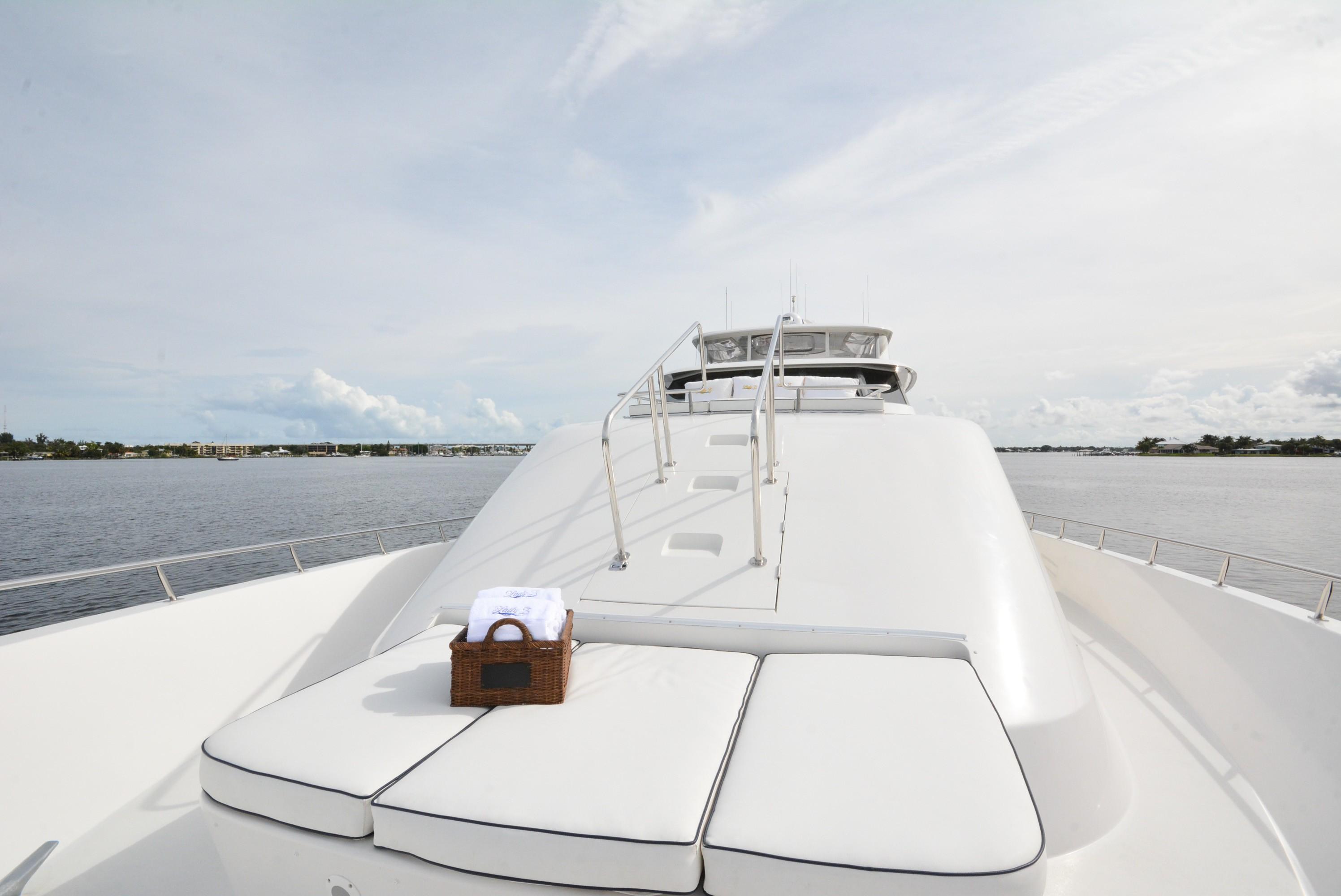 The 34m Yacht LADY Z
