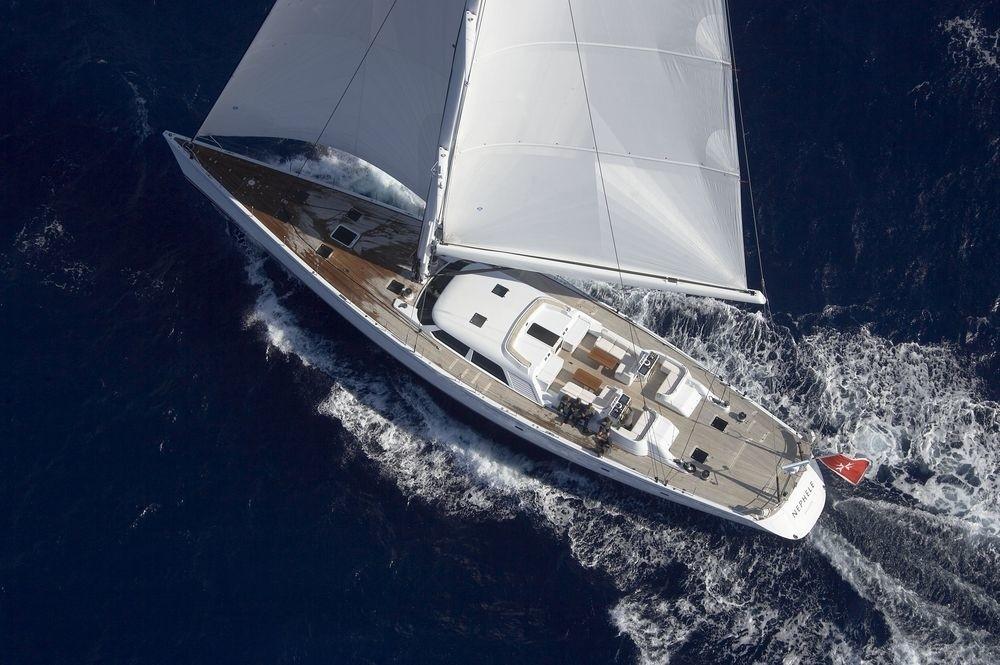 The 34m Yacht NEPHELE