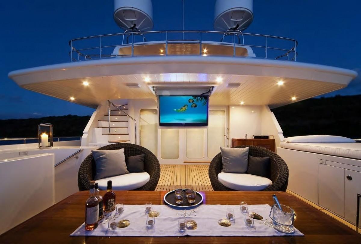 The 35m Yacht KOI
