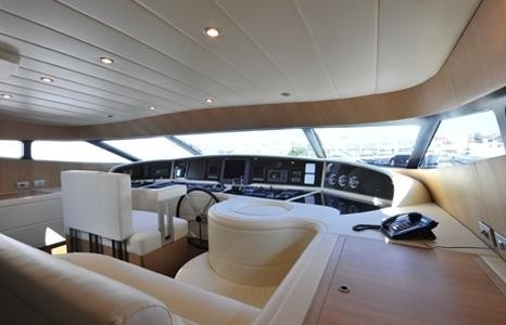 The 35m Yacht PARIS A