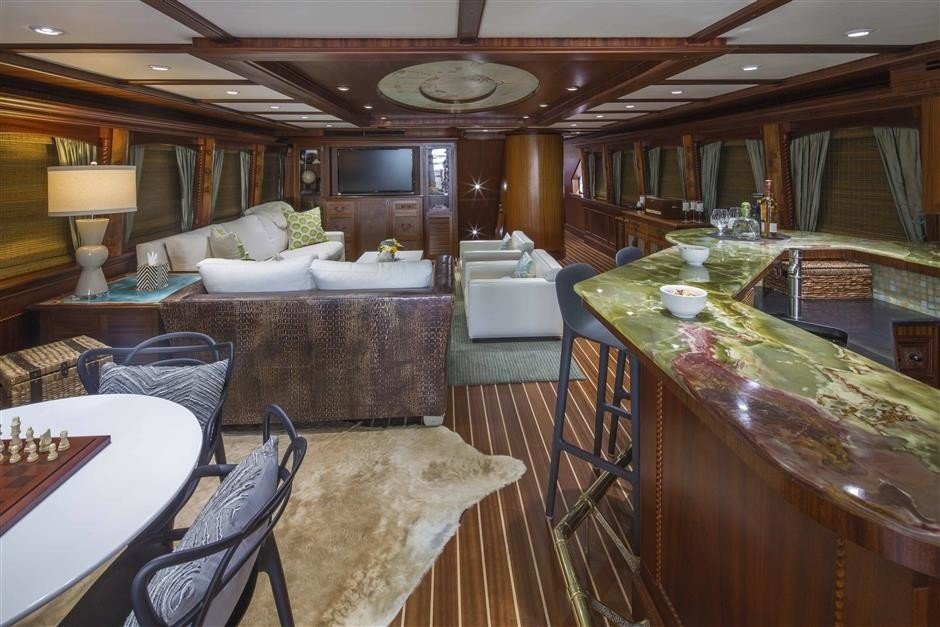 The 35m Yacht WATERCOLOURS