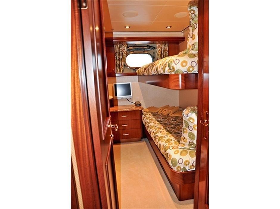The 36m Yacht JOAN'S ARK