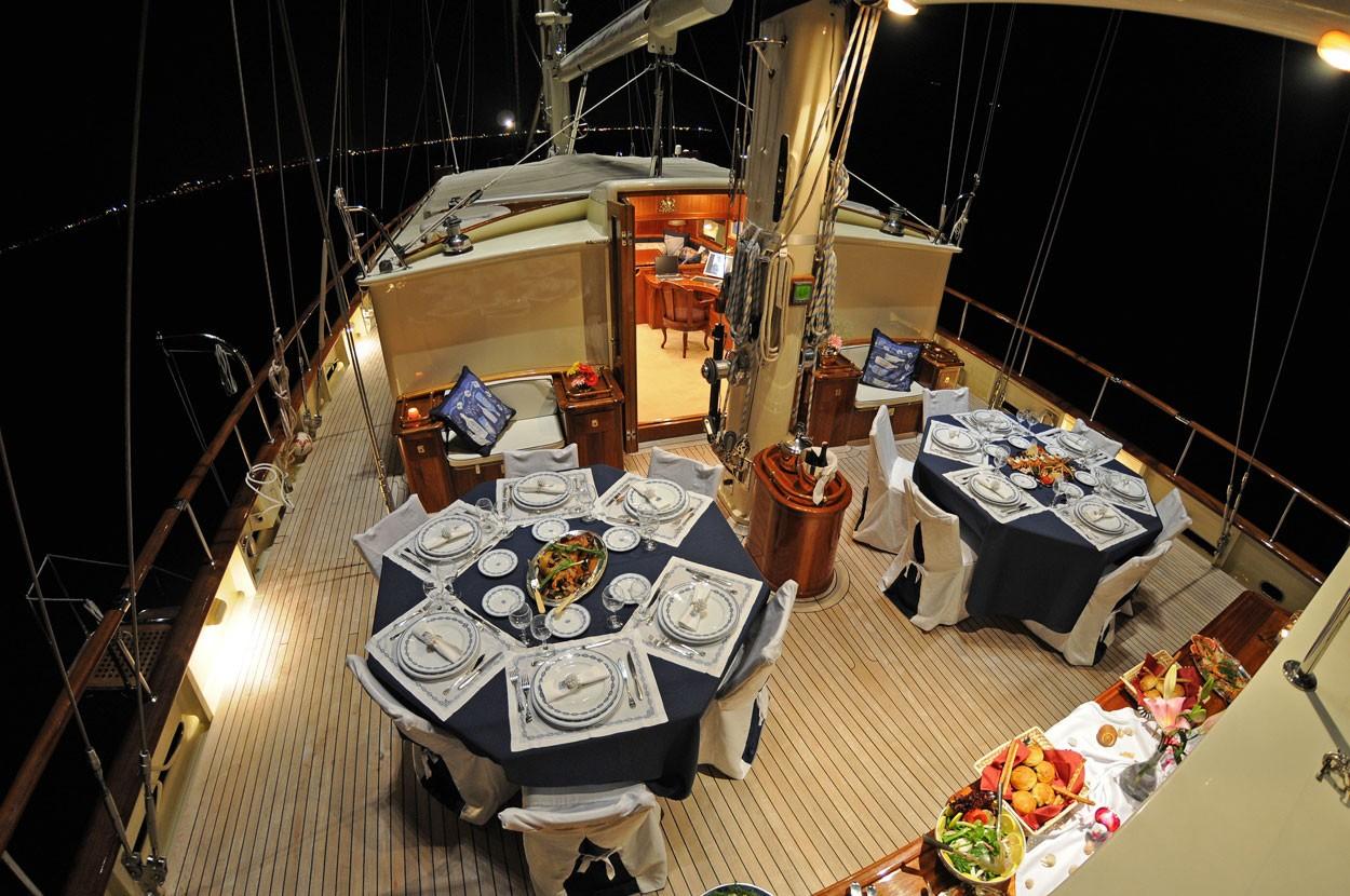 The 36m Yacht OFELIA