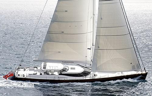 Cruising On Board Yacht BLISS