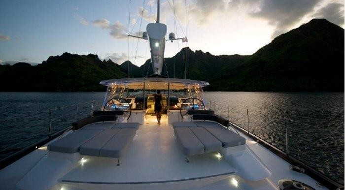 The 37m Yacht BLISS