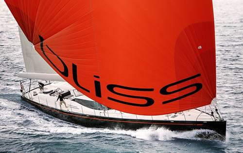 Sail Aboard Yacht BLISS