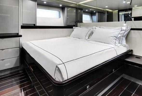 Double Sized Cabin Aboard Yacht BLISS