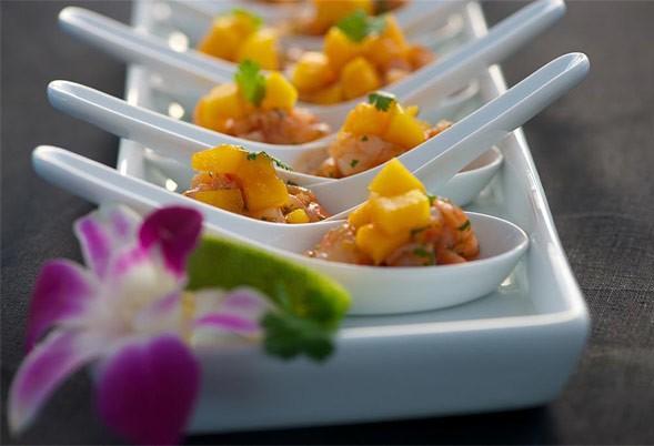 Gastronomy Aboard Yacht BLISS
