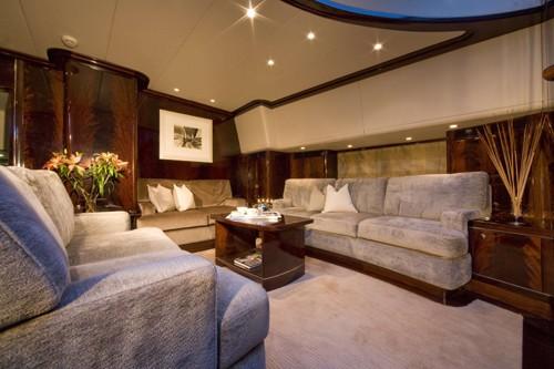 Premier Saloon On Board Yacht LUDYNOSA G