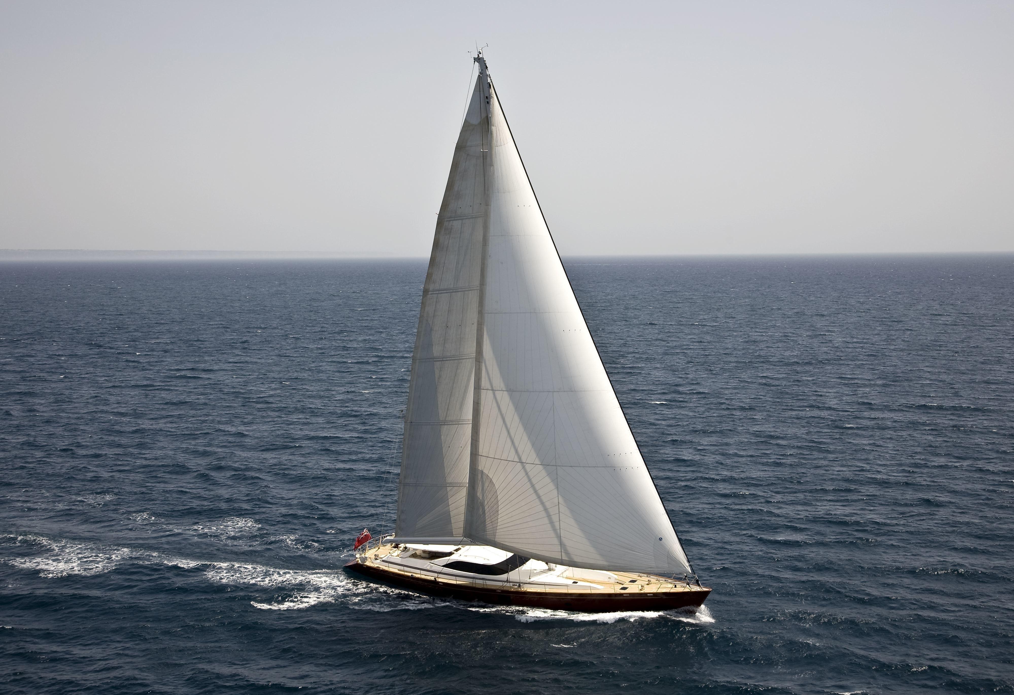 Cruising Aboard Yacht LUDYNOSA G