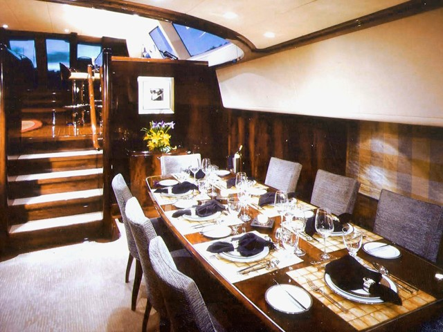 Eating/dining Furniture Set On Yacht LUDYNOSA G