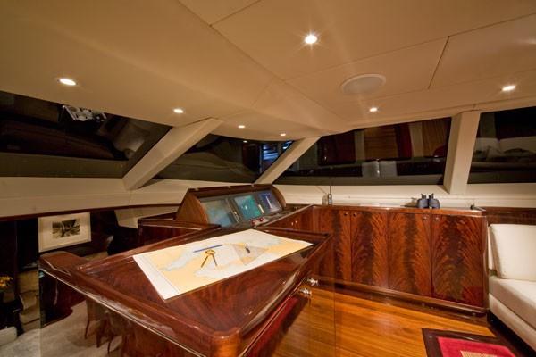 Saloon Sitting On Yacht LUDYNOSA G