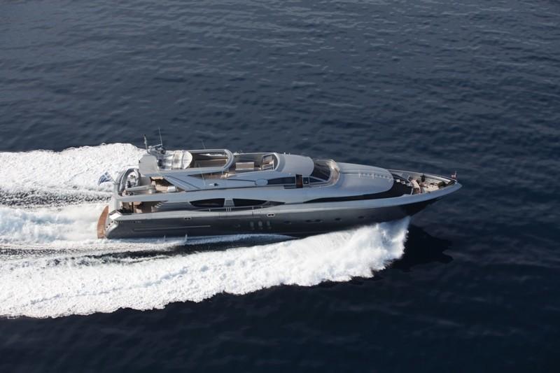 The 37m Yacht PEFTASTERI