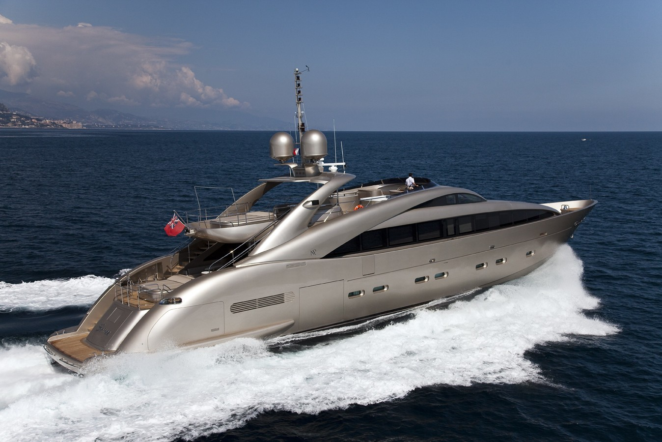 The 37m Yacht SOIREE