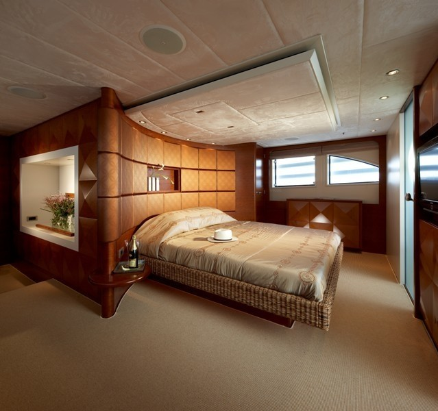 Cabin Aboard Yacht NORTHLANDER